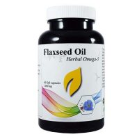 Flaxeed oil supplement