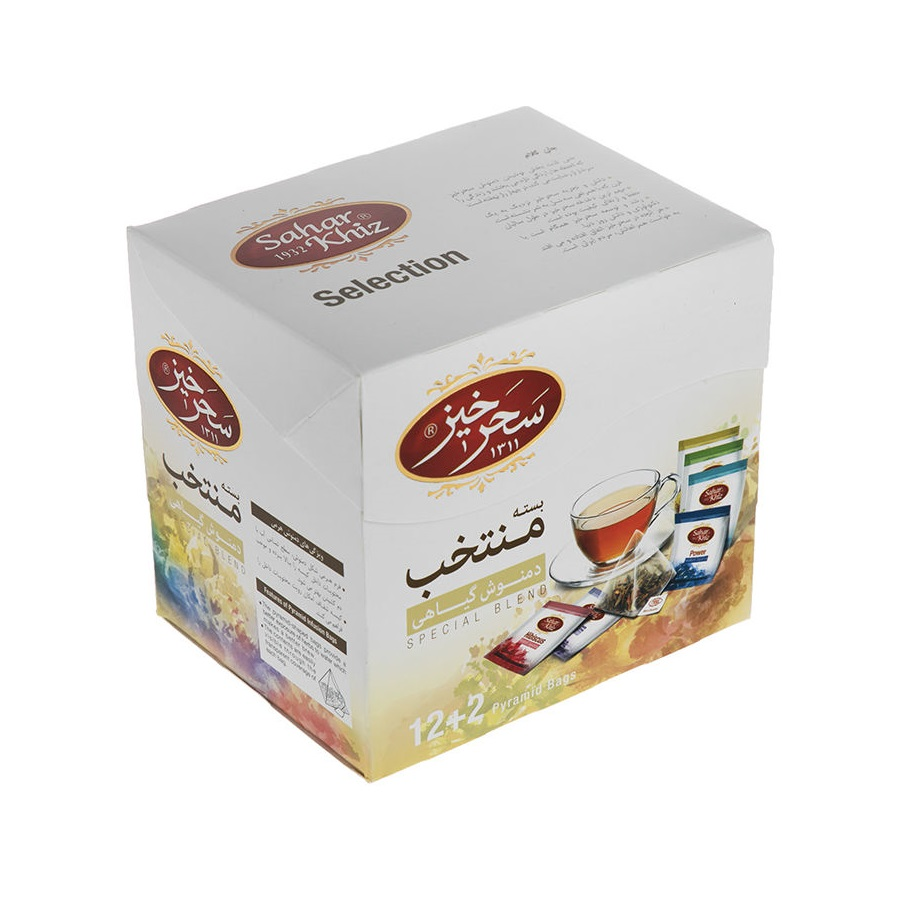 Selection Herbal Tea-1