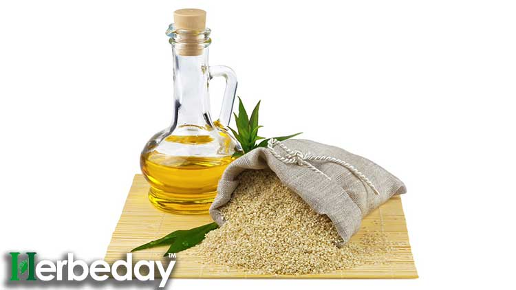 Amazing Sesame Benefits - Natural Sesame seed oil