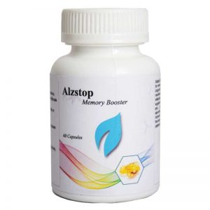 AlzStop Capsule (Alzheimer Prevention)